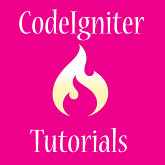 Codeigniter Tutorials