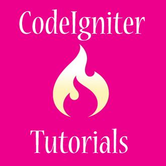 Codeigniter Tutorials