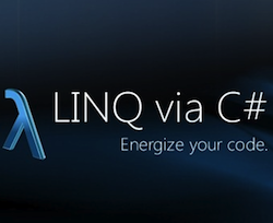 A Complete List Of LinQ Tutorials As Series