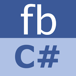 Facebook C# API Tutorials