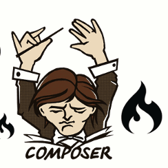 codeigniter composer