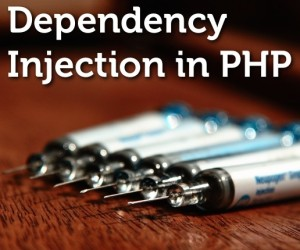 PHP Dependency Injection With Pimple