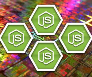 Create Multi-Process NodeJS Server With 'Clustered-Node'